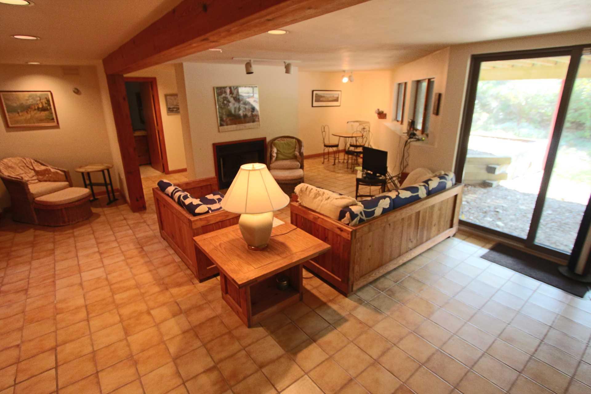 Living Room- Lower Level