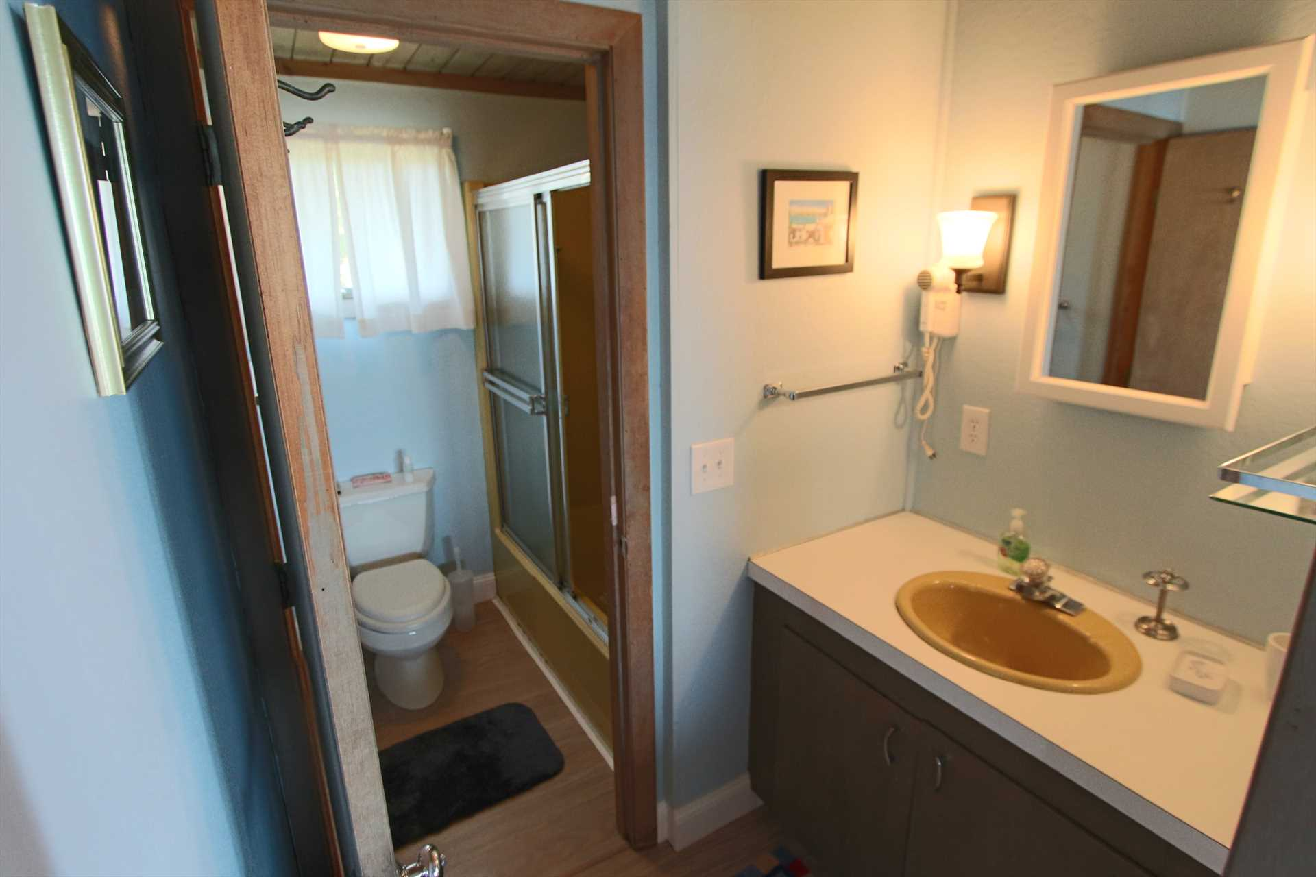 Bathroom- Master- 1st Floor