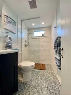 New Bathroom - 1st Floor