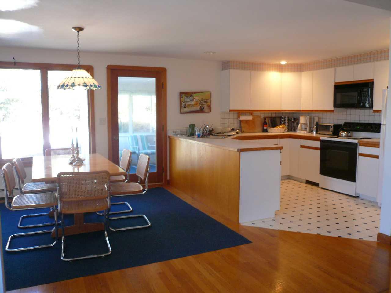 Dining Room/ Kitchen
