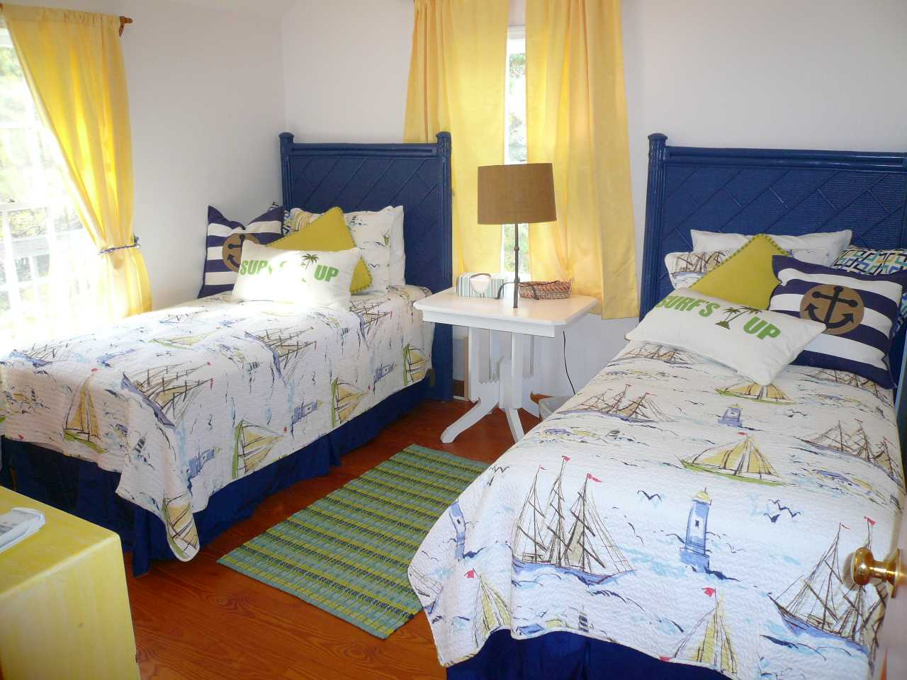 Apartment- Bedroom #1