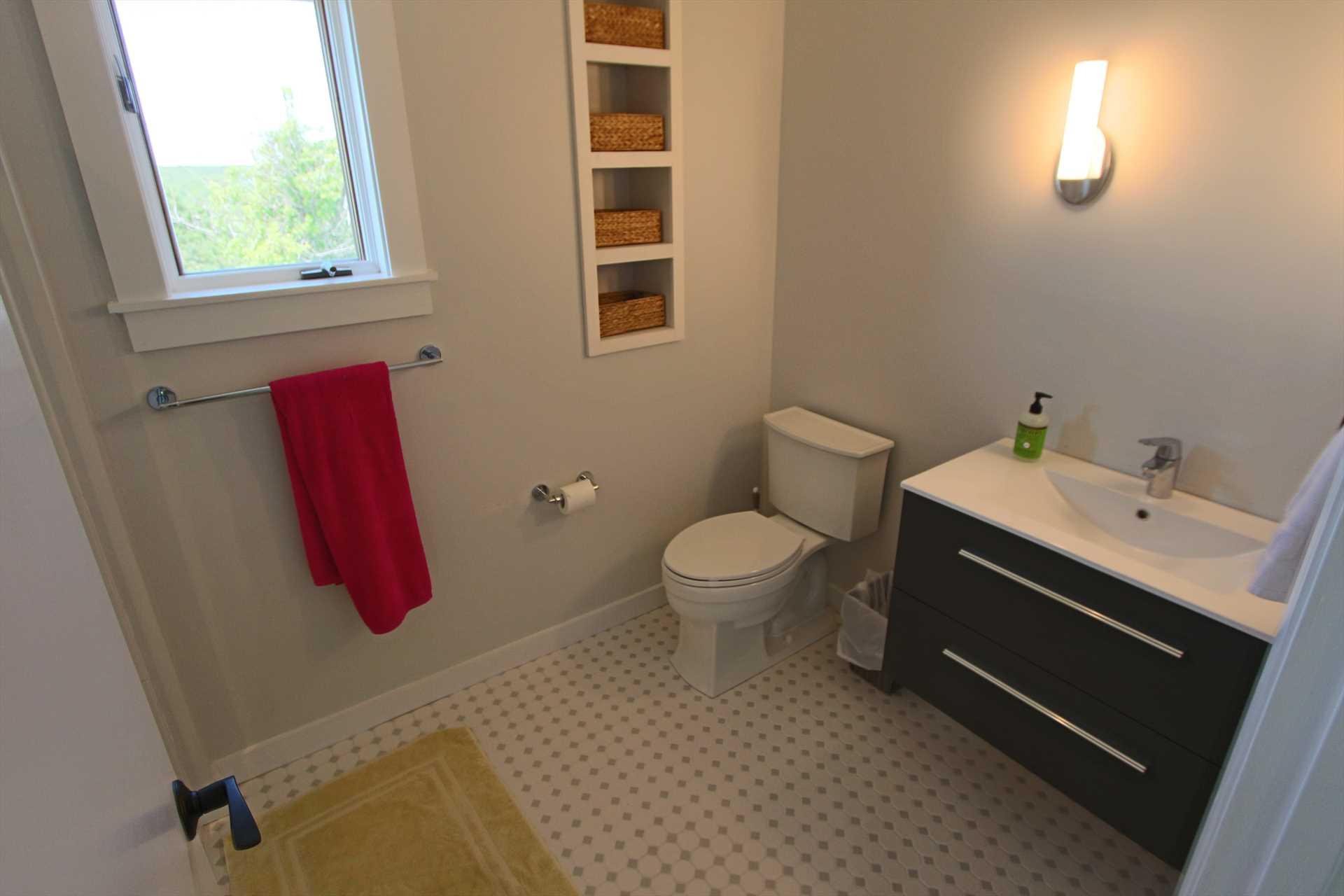 Bathroom- 2nd Floor