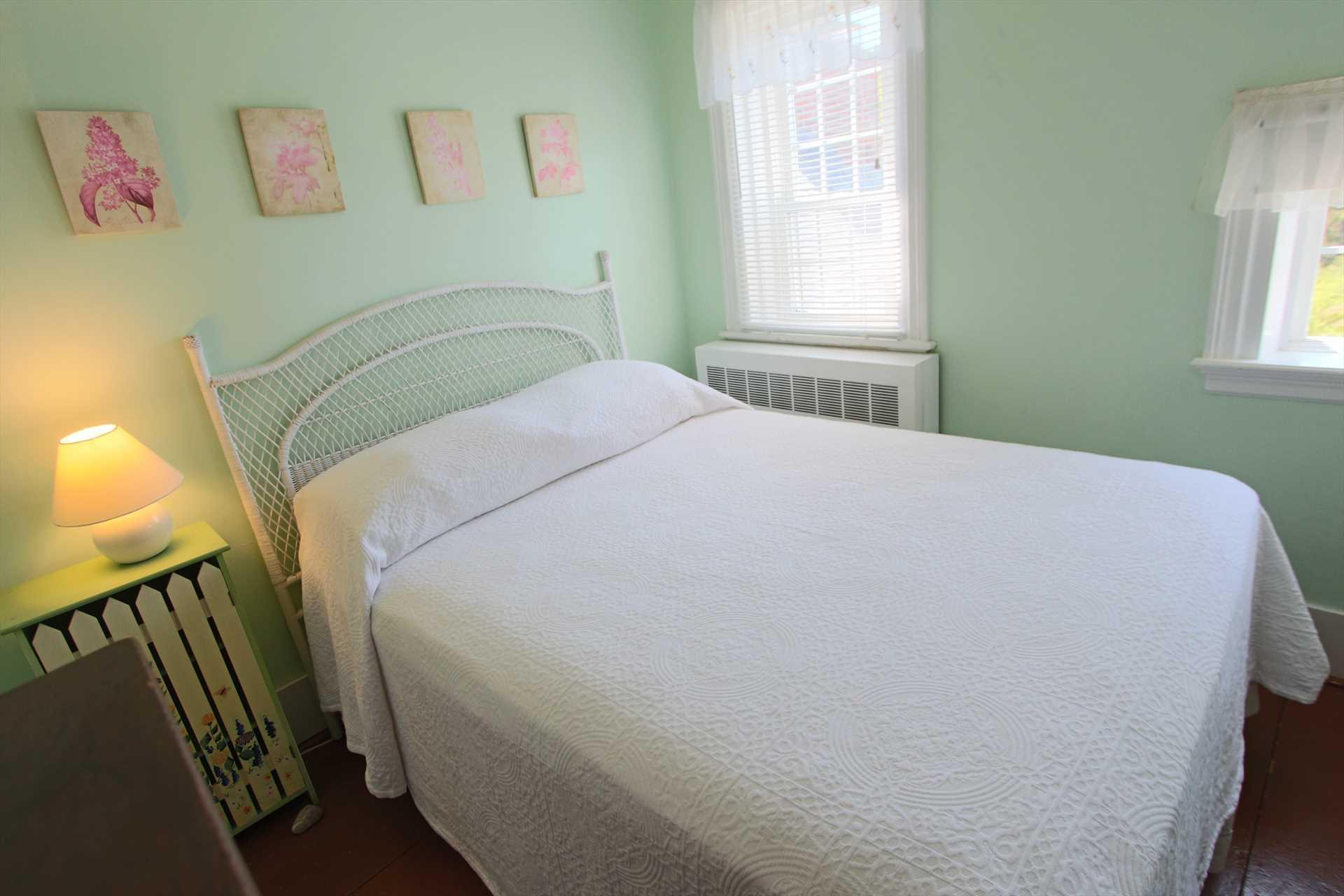Bedroom #4-   1 Double- 2nd Floor