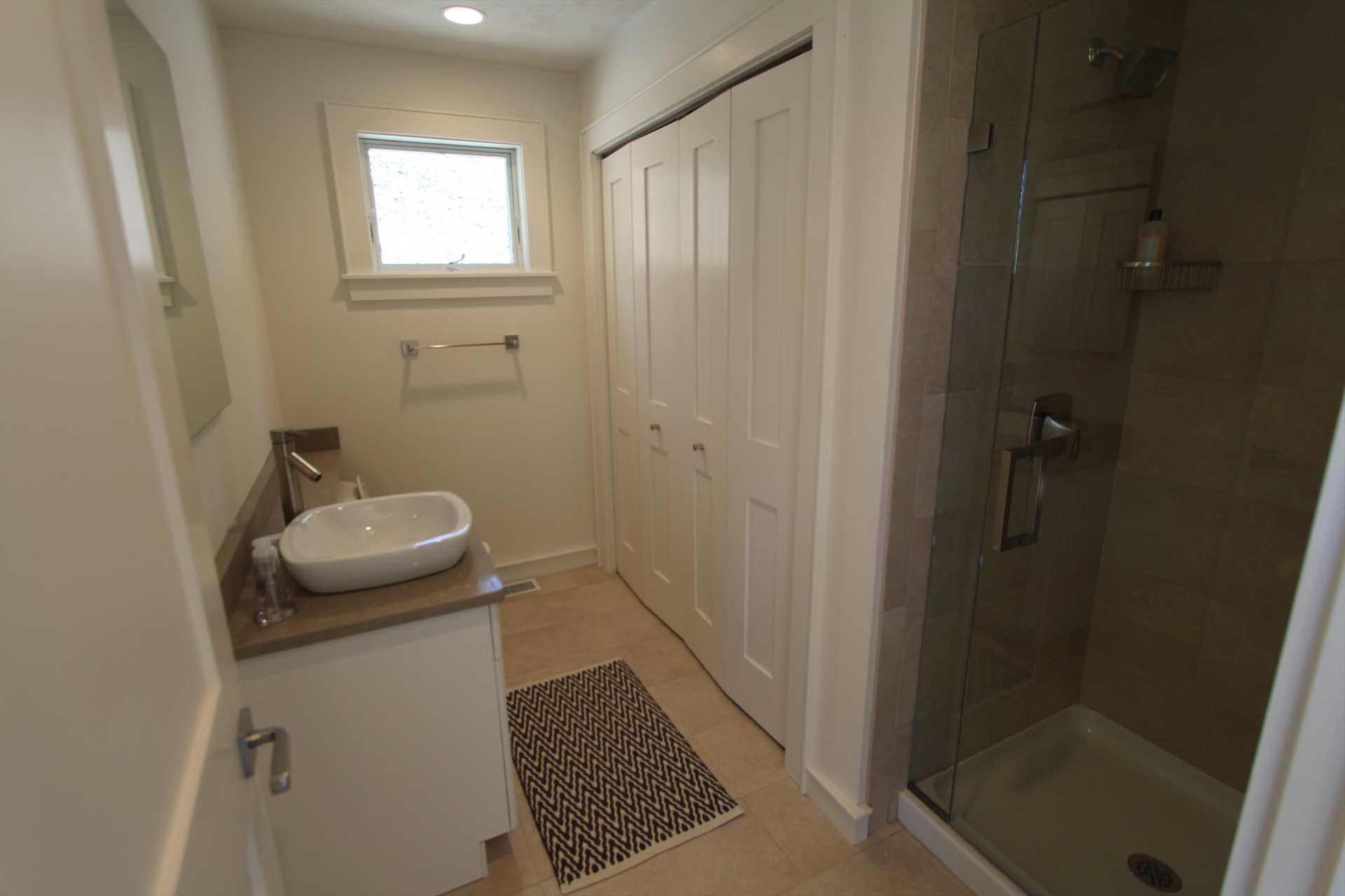 Bathroom on main Level