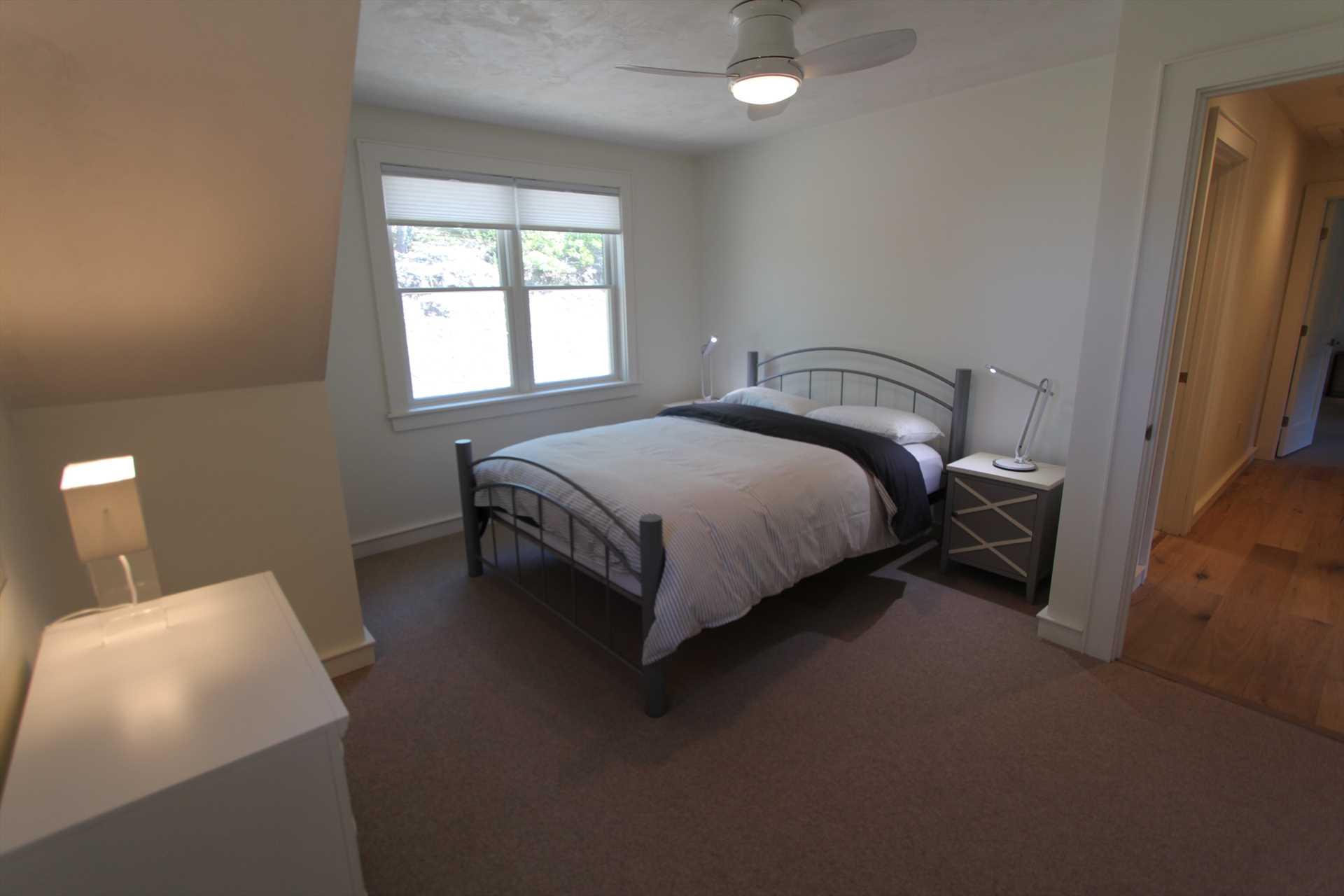 Bedroom #2 - Queen- 2nd Floor
