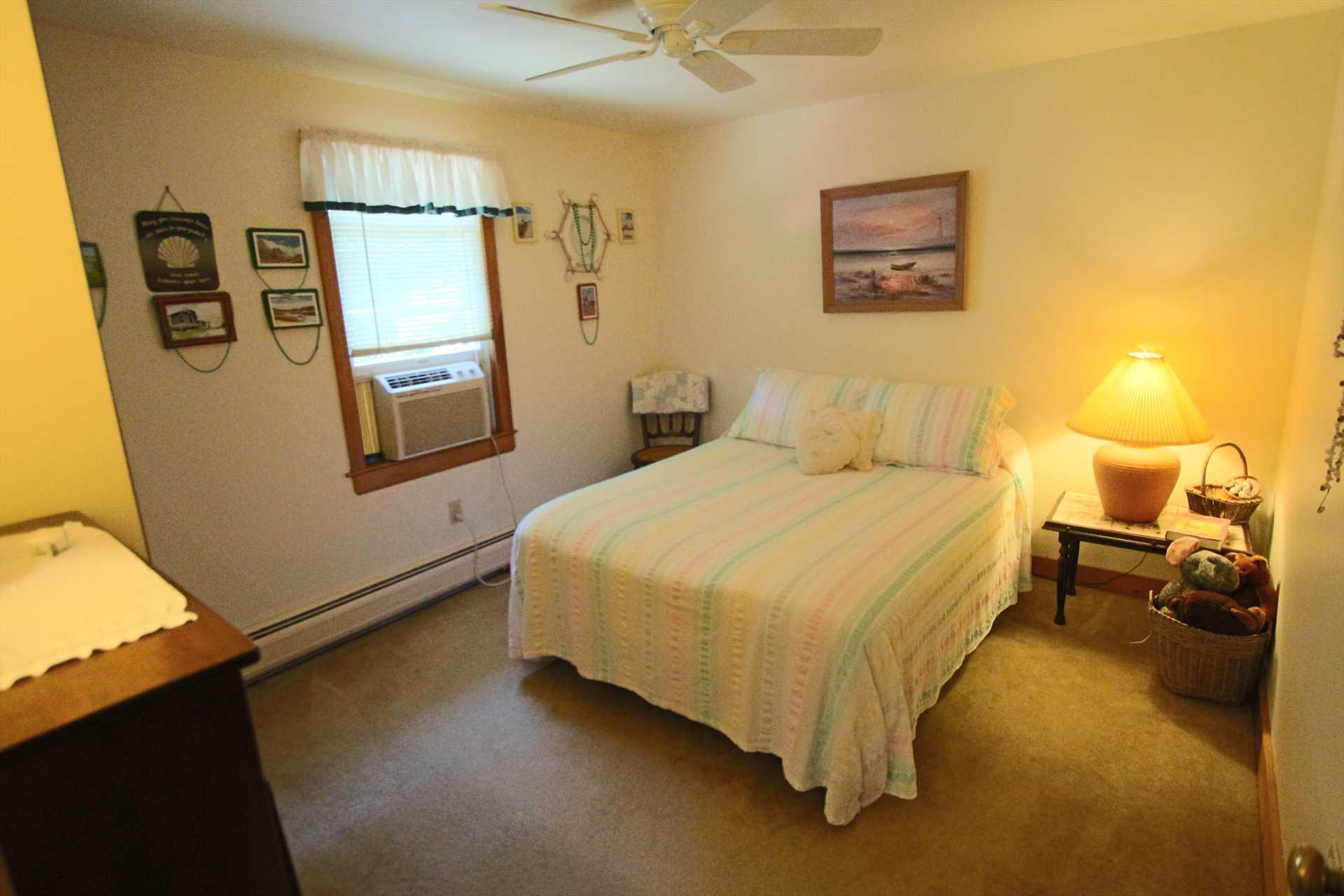 Bedroom #2-   1 Double- 2nd Floor