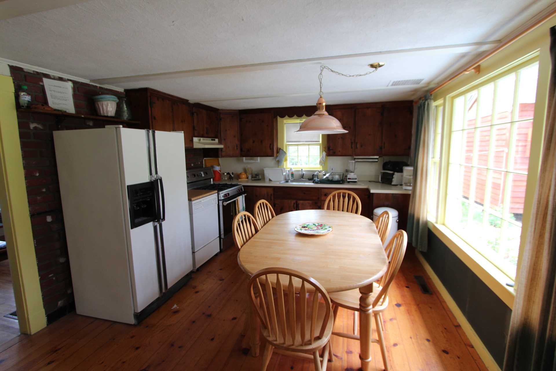 Kitchen- Dining Room