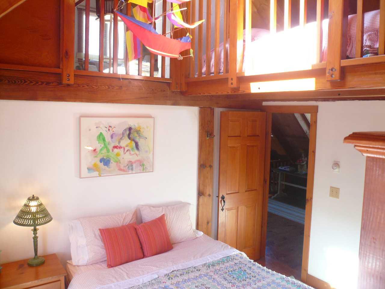 Loft in Bedroom #3