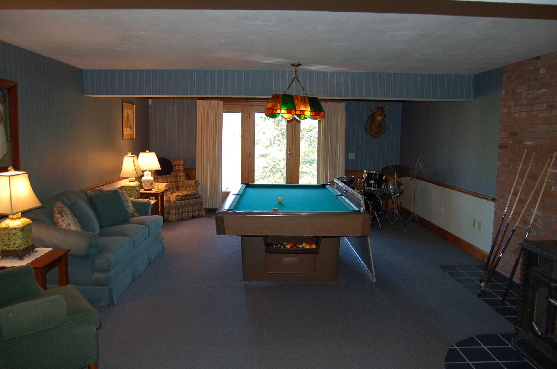 BONUS Room- When renting the 7 Bedrooms