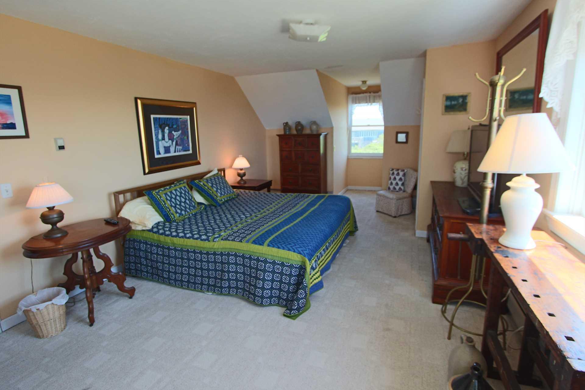 Bedroom #1- Master