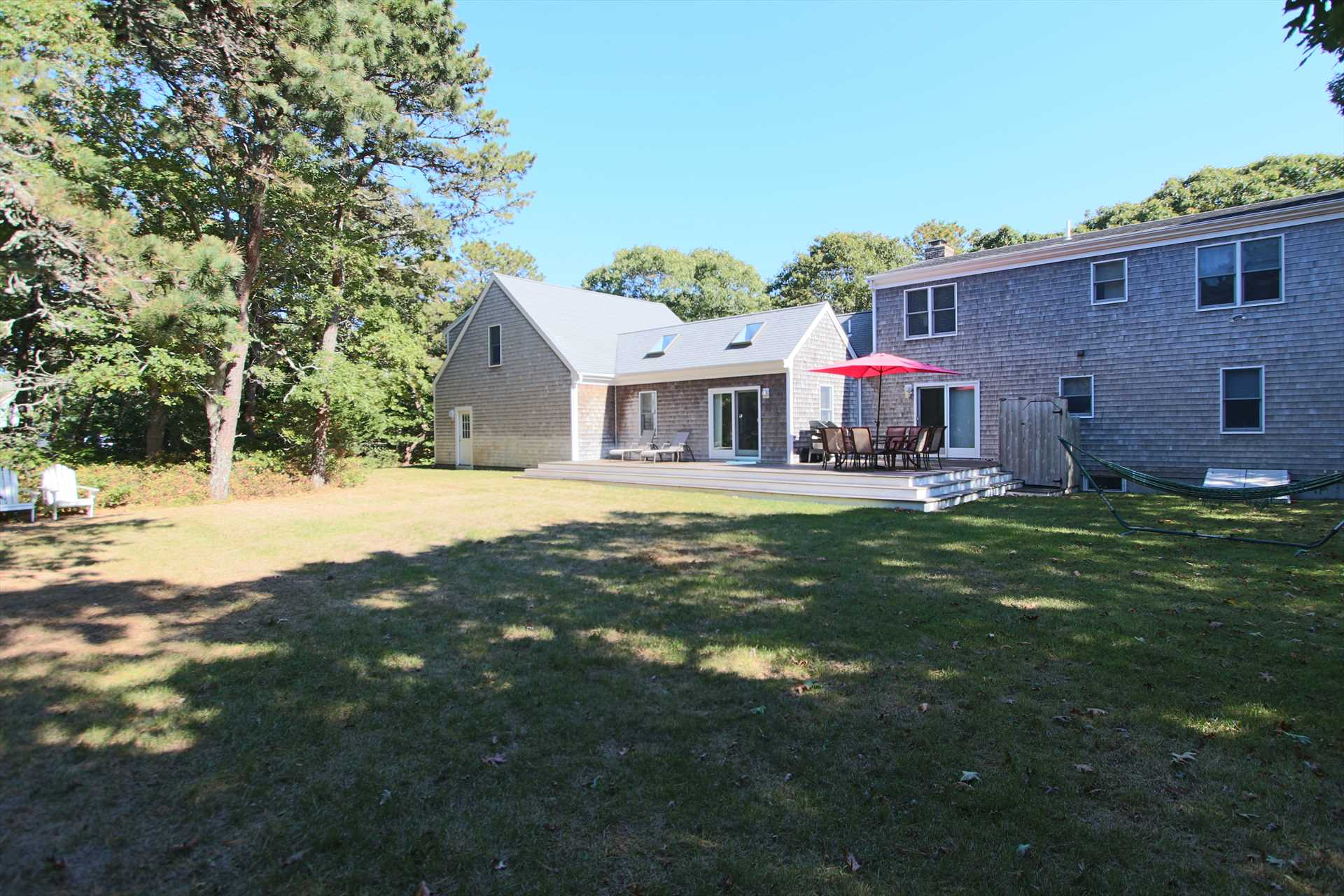 Back of the House - Big Lawn, lots of Space