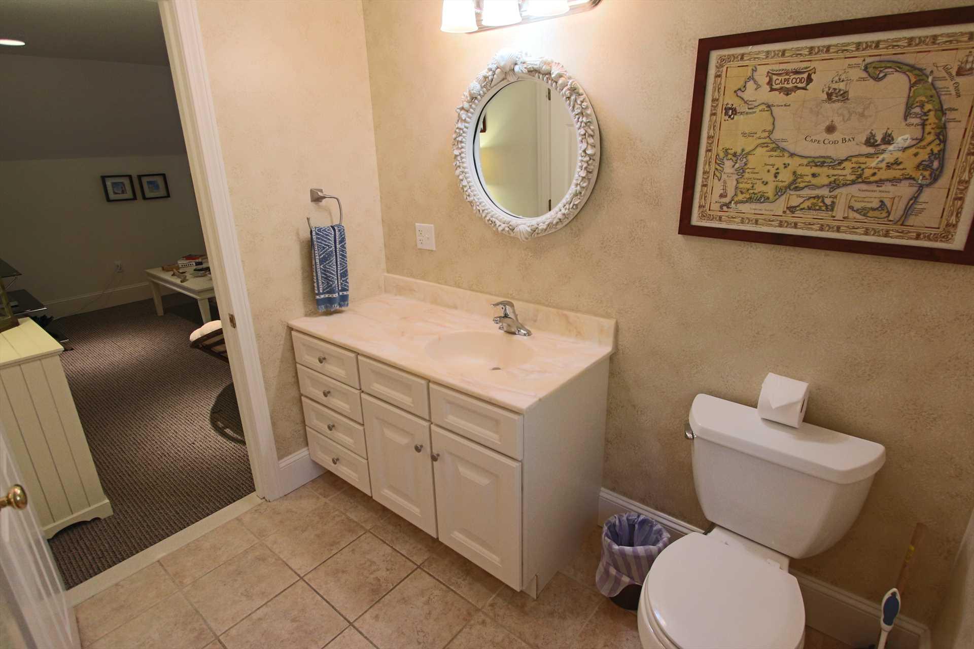 Bathroom #4 - In Studio -