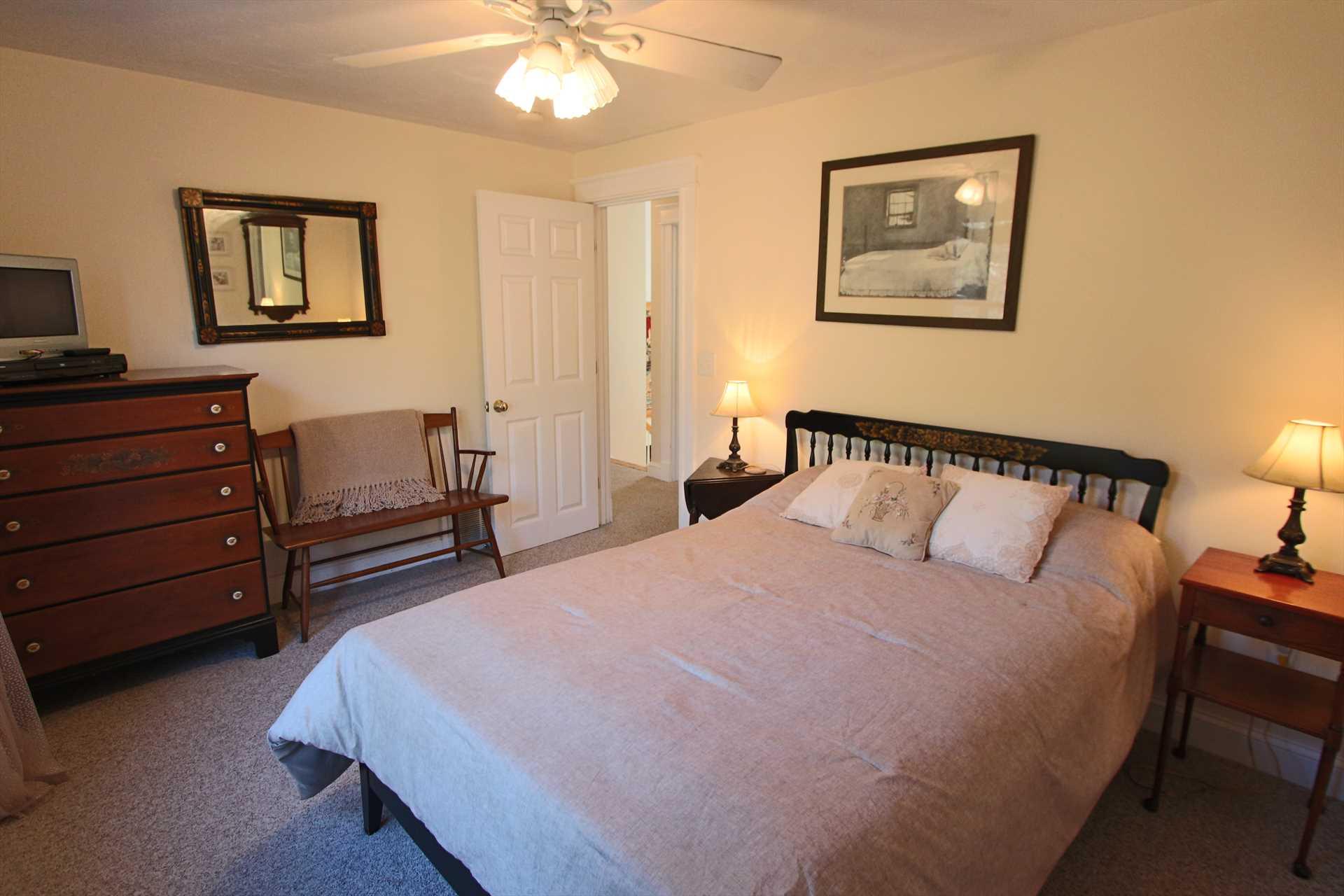 Bedroom #3-   1 Full- 2nd Floor