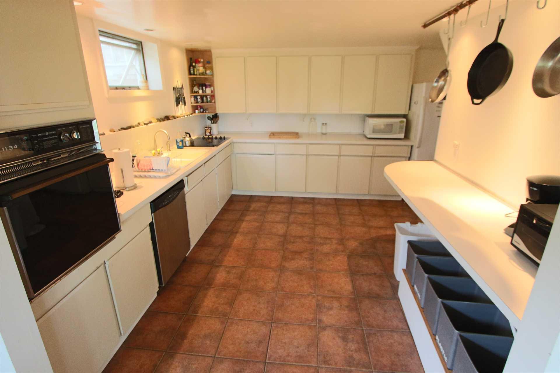 Kitchen- Lower Level
