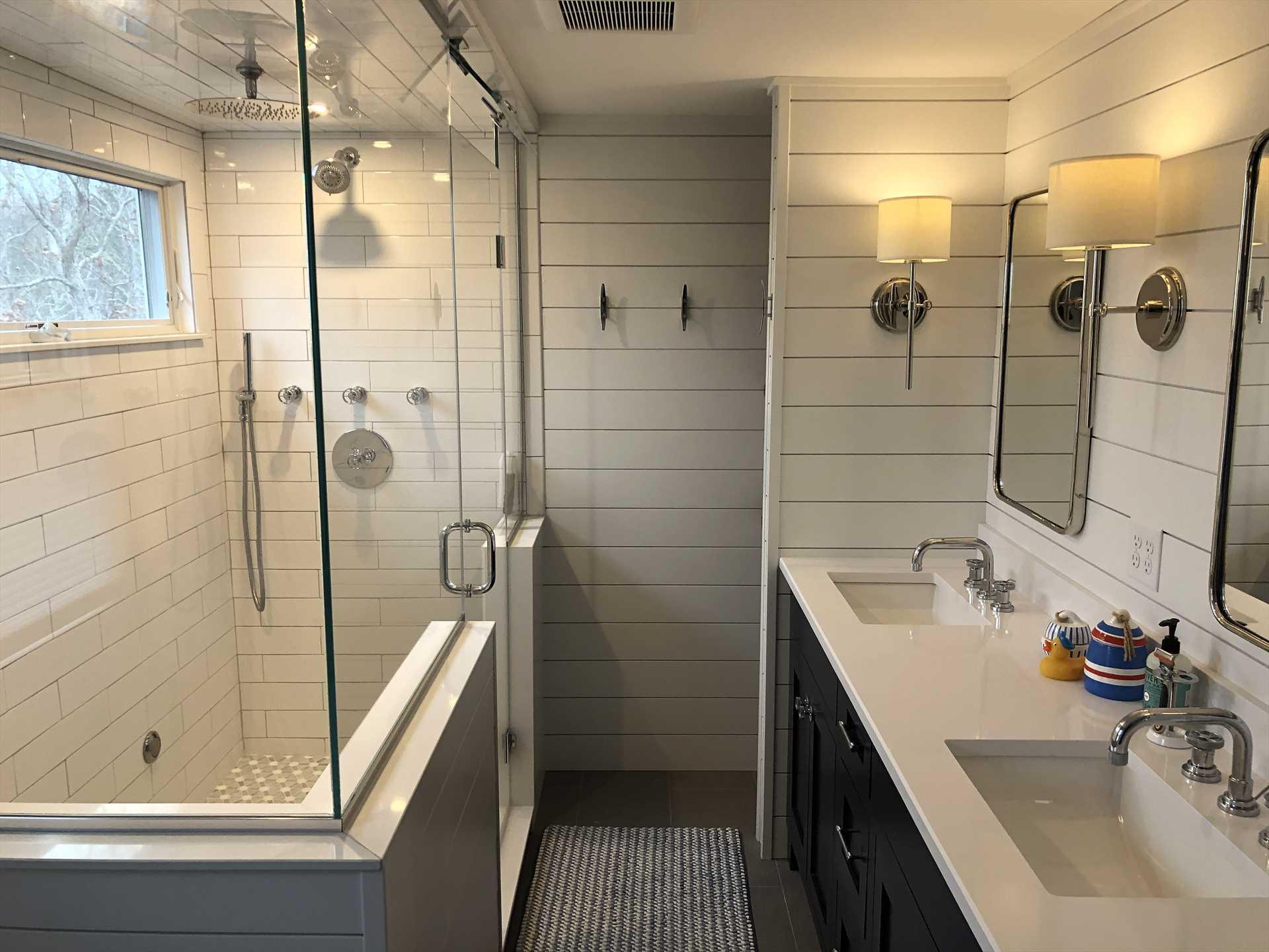 Bathroom with Shower - 2nd Floor