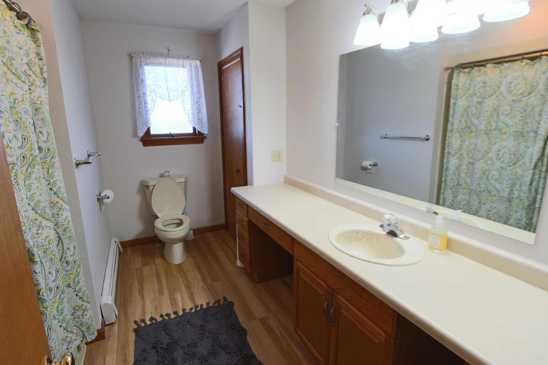 #1 Bathroom- 2nd Floor