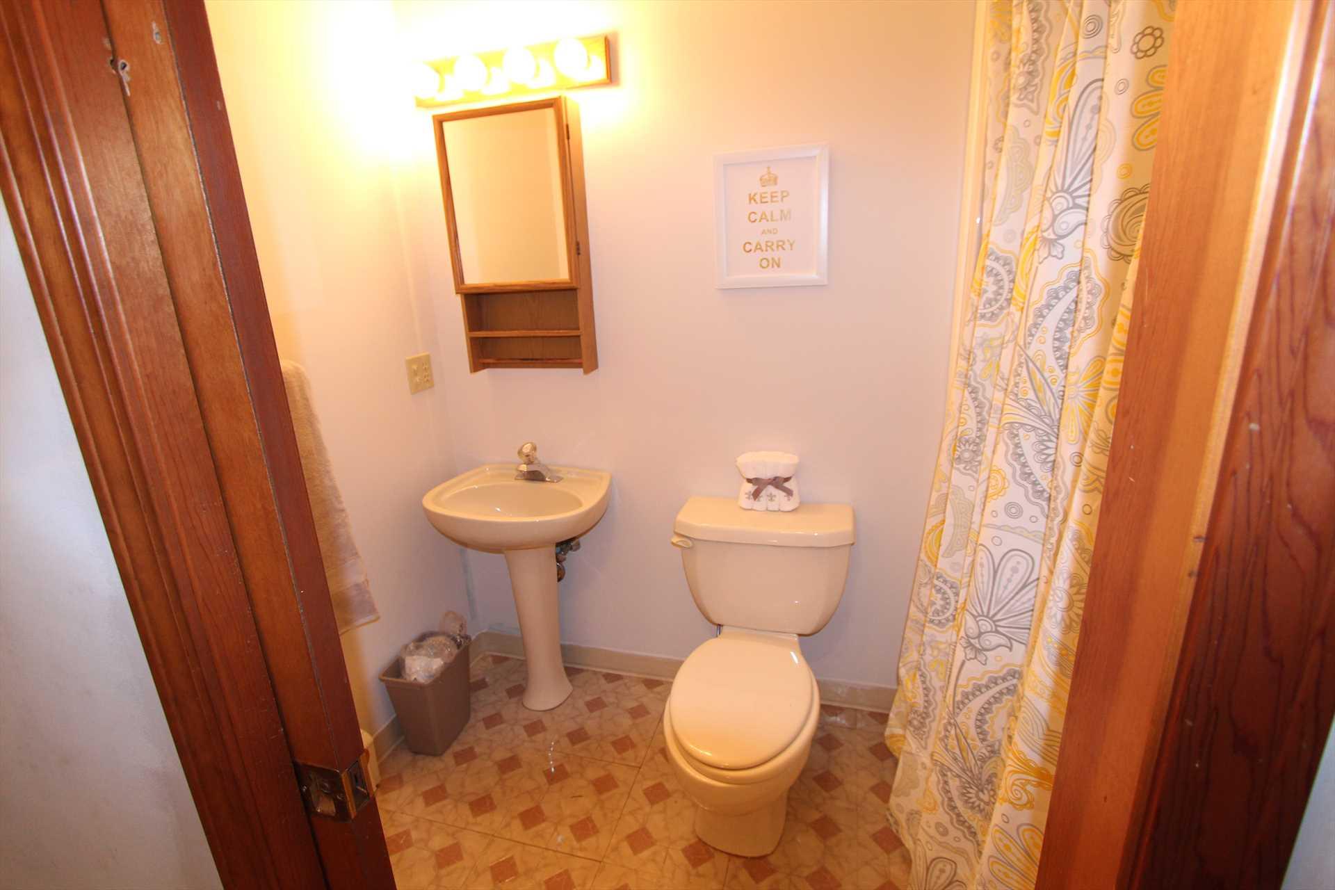 #2 Bathroom- 2nd Floor
