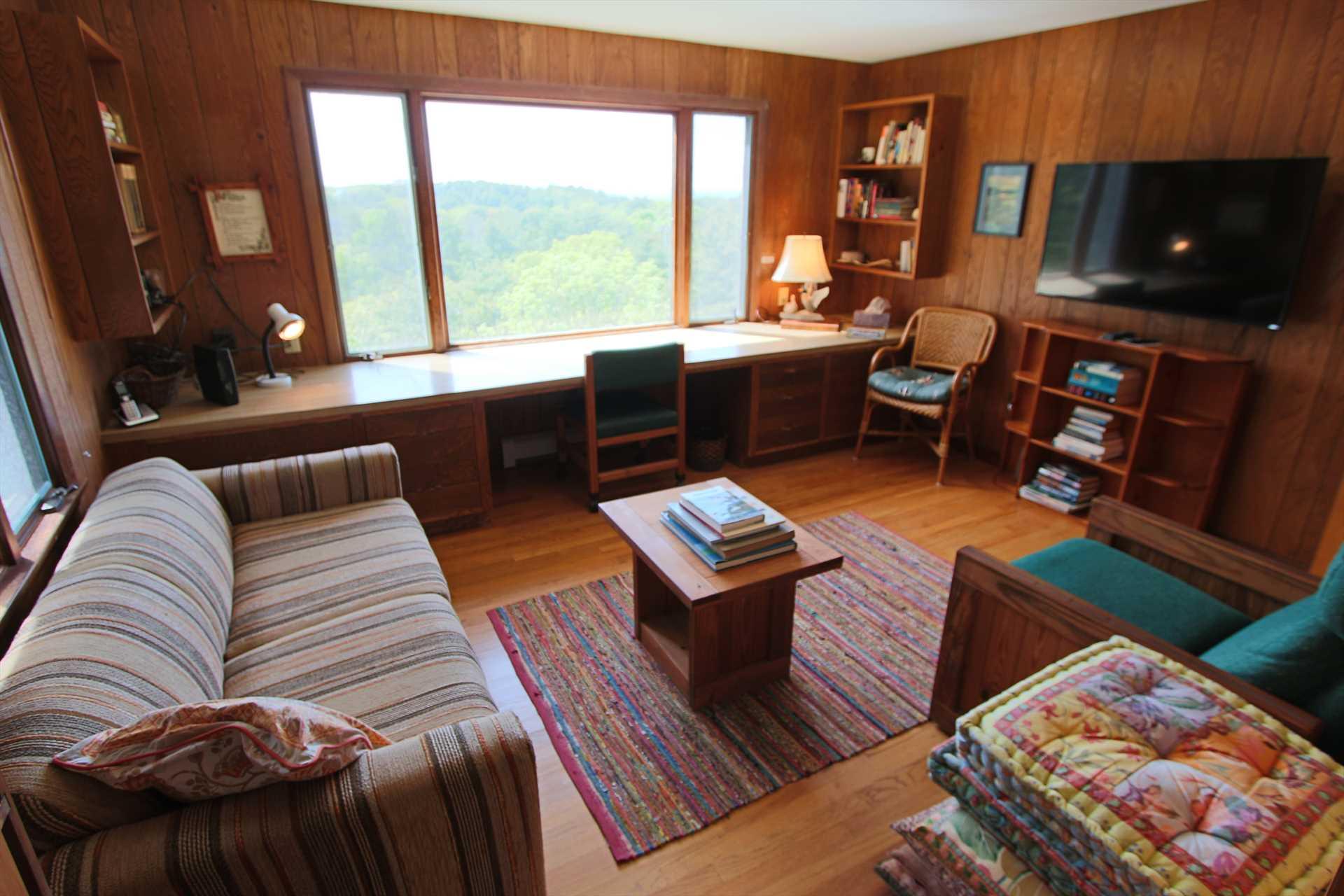 Bedroom #2- Den