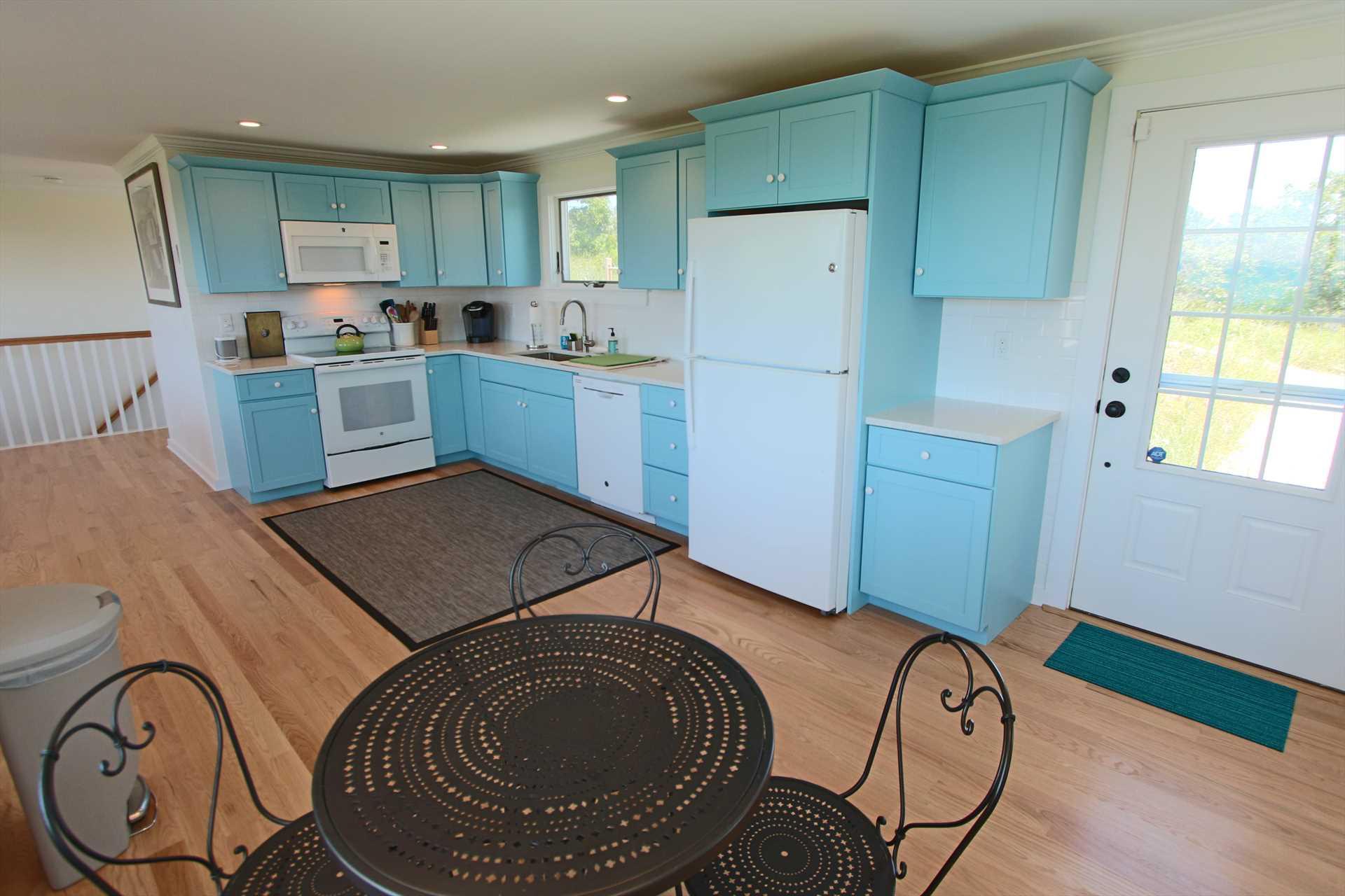 Kitchen with Nook