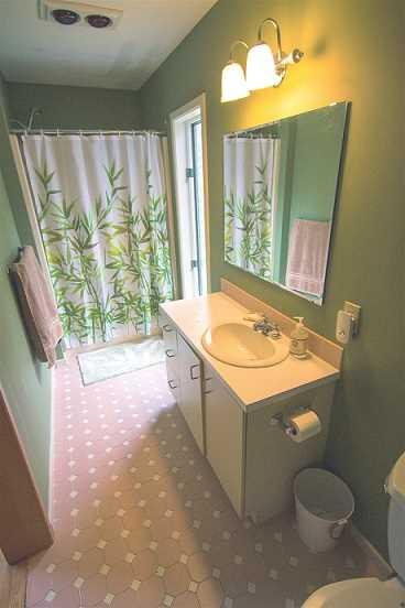 Bathroom- 1st Floor