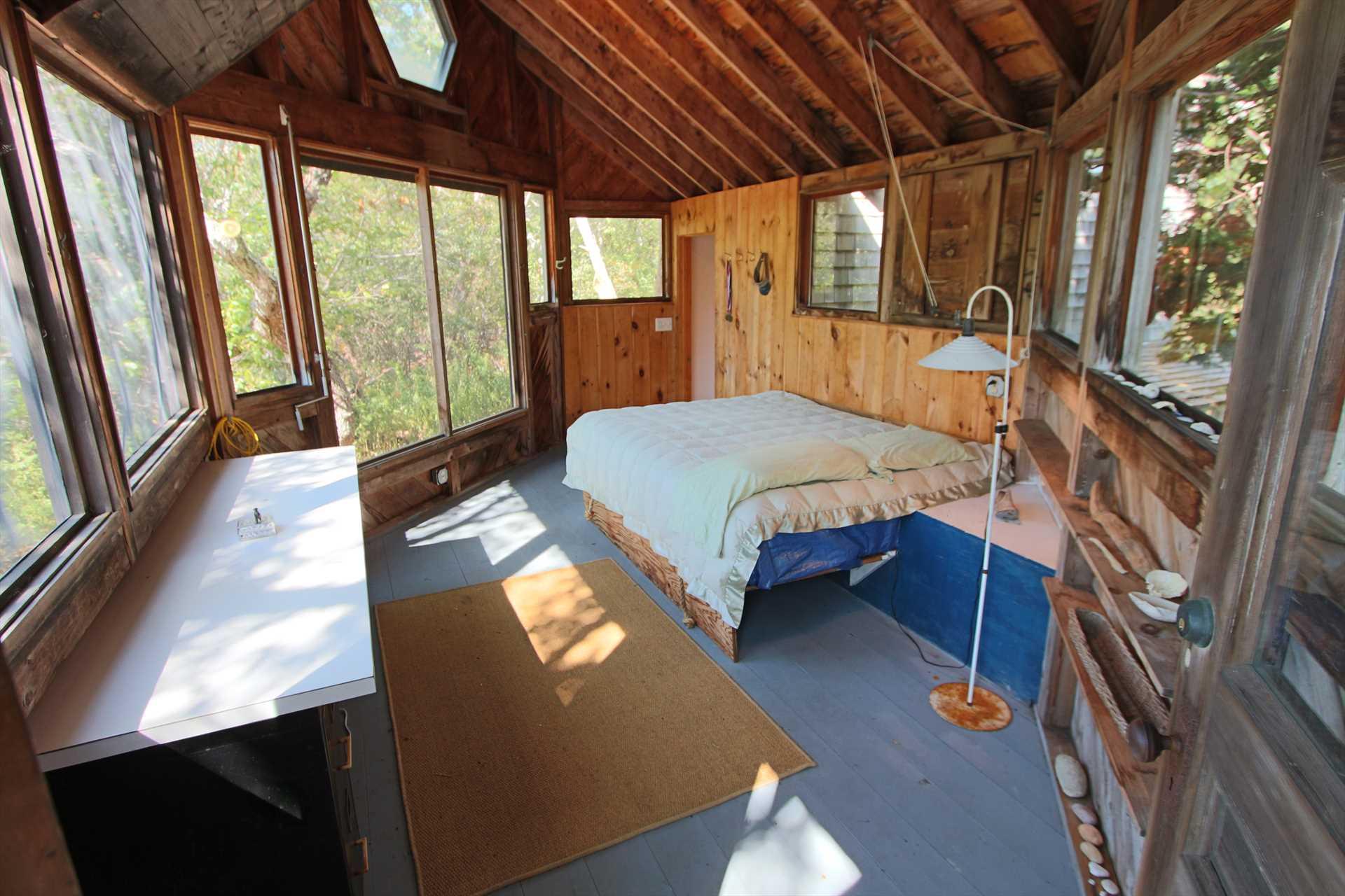 Bedroom #1- Gazebo