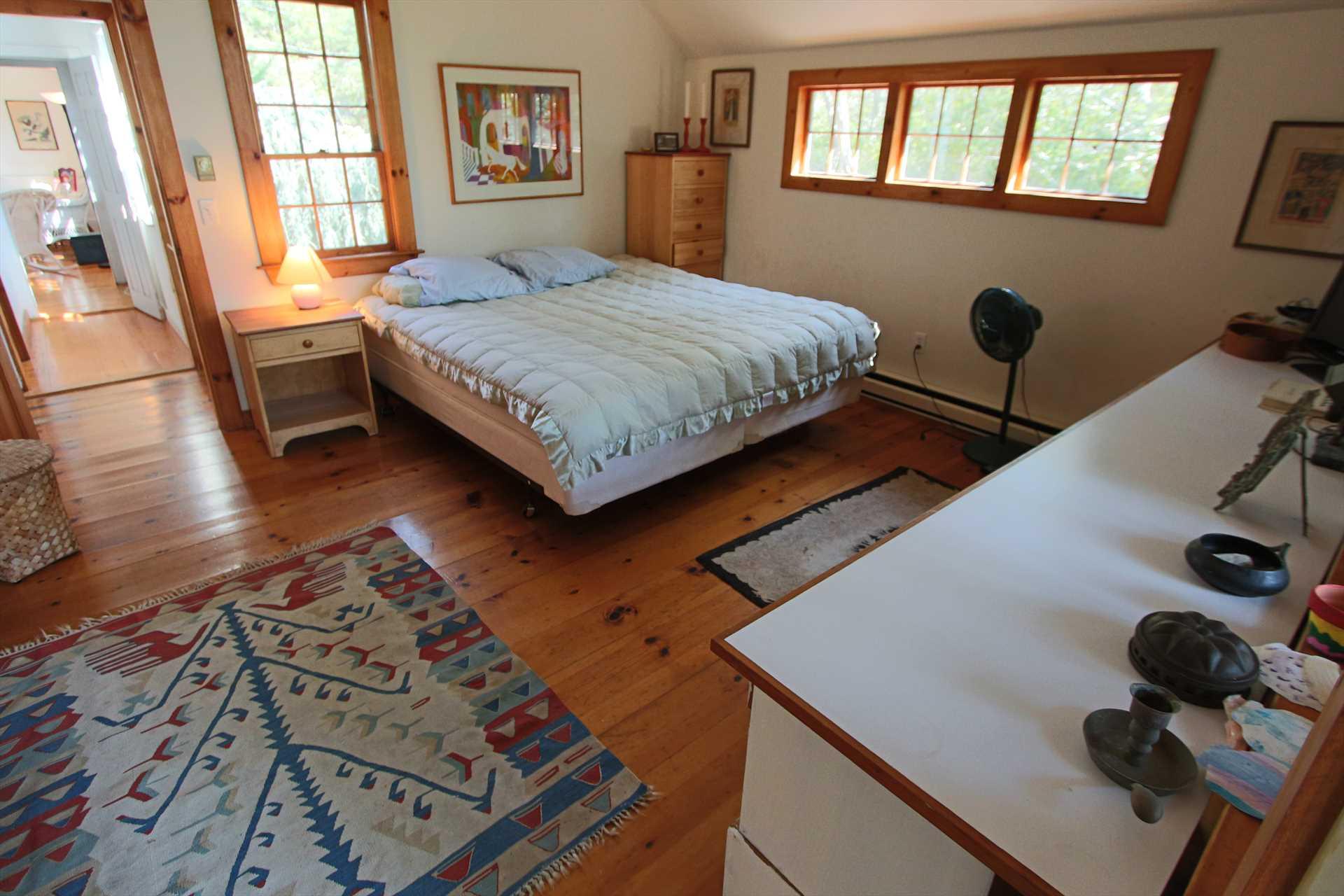 Bedroom #2- Master