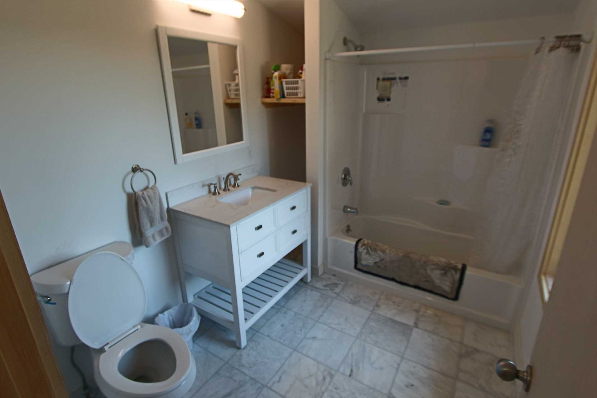 Bathroom- 1st Floor