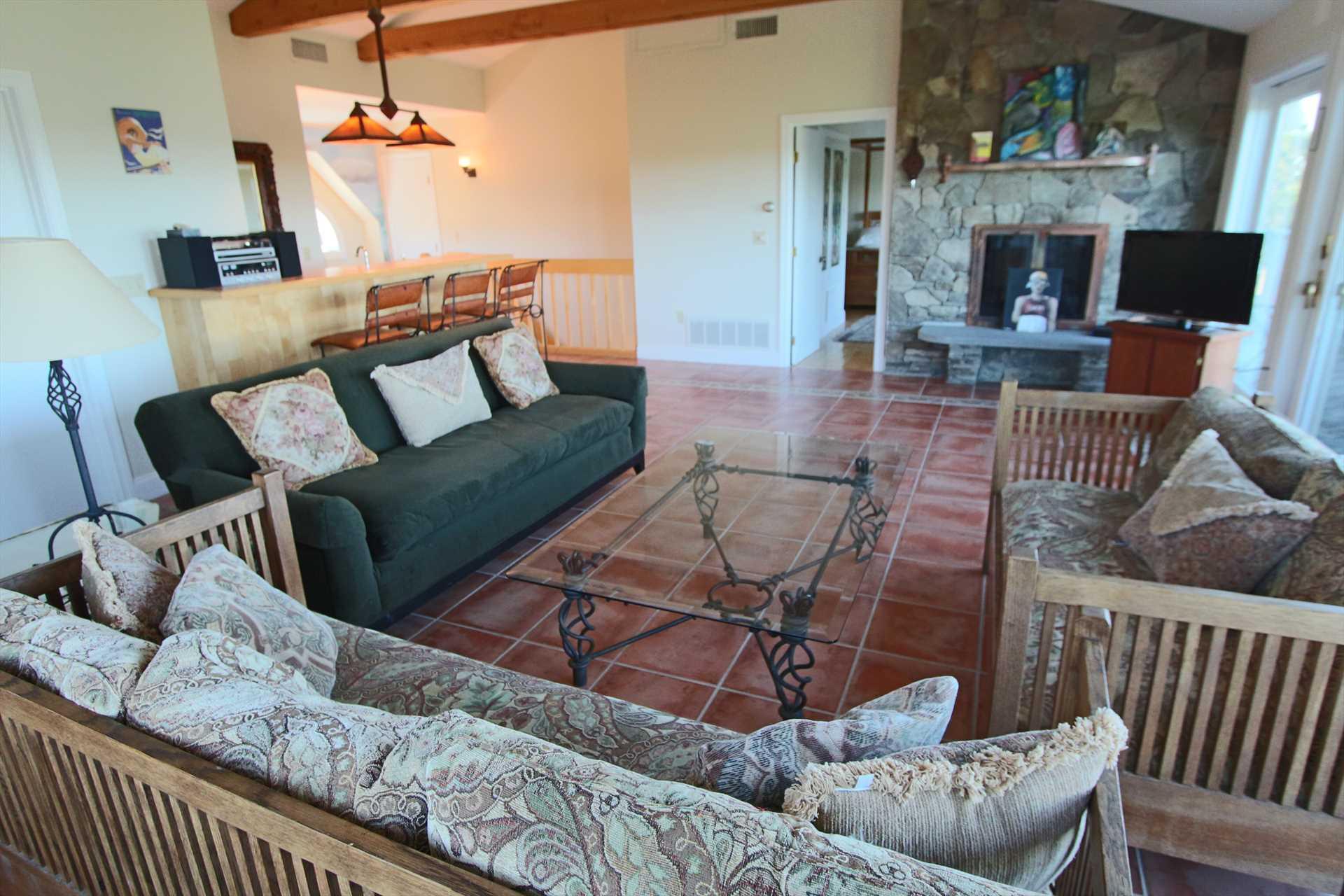Living Room- 2nd Floor