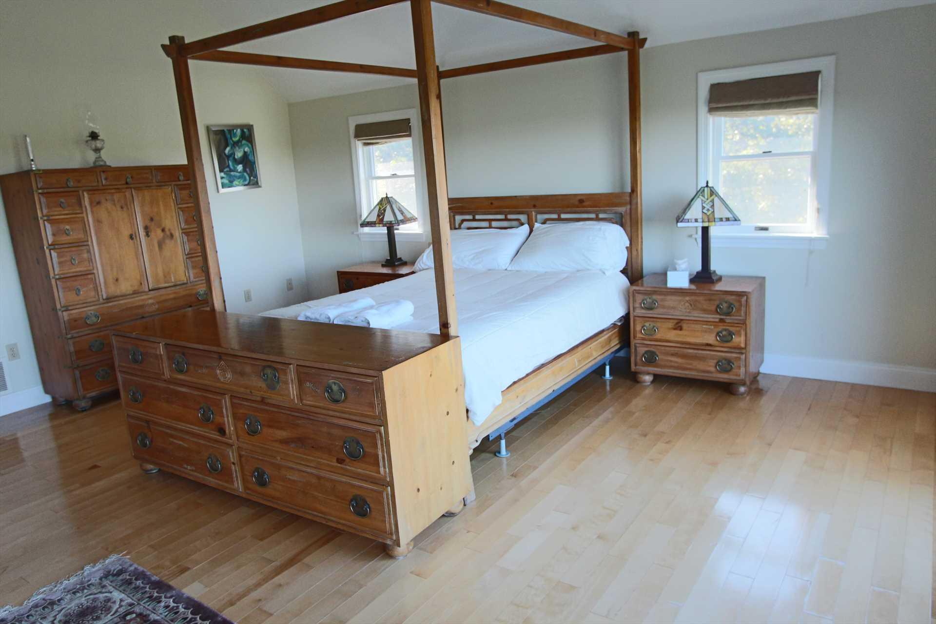 Bedroom #3- Master