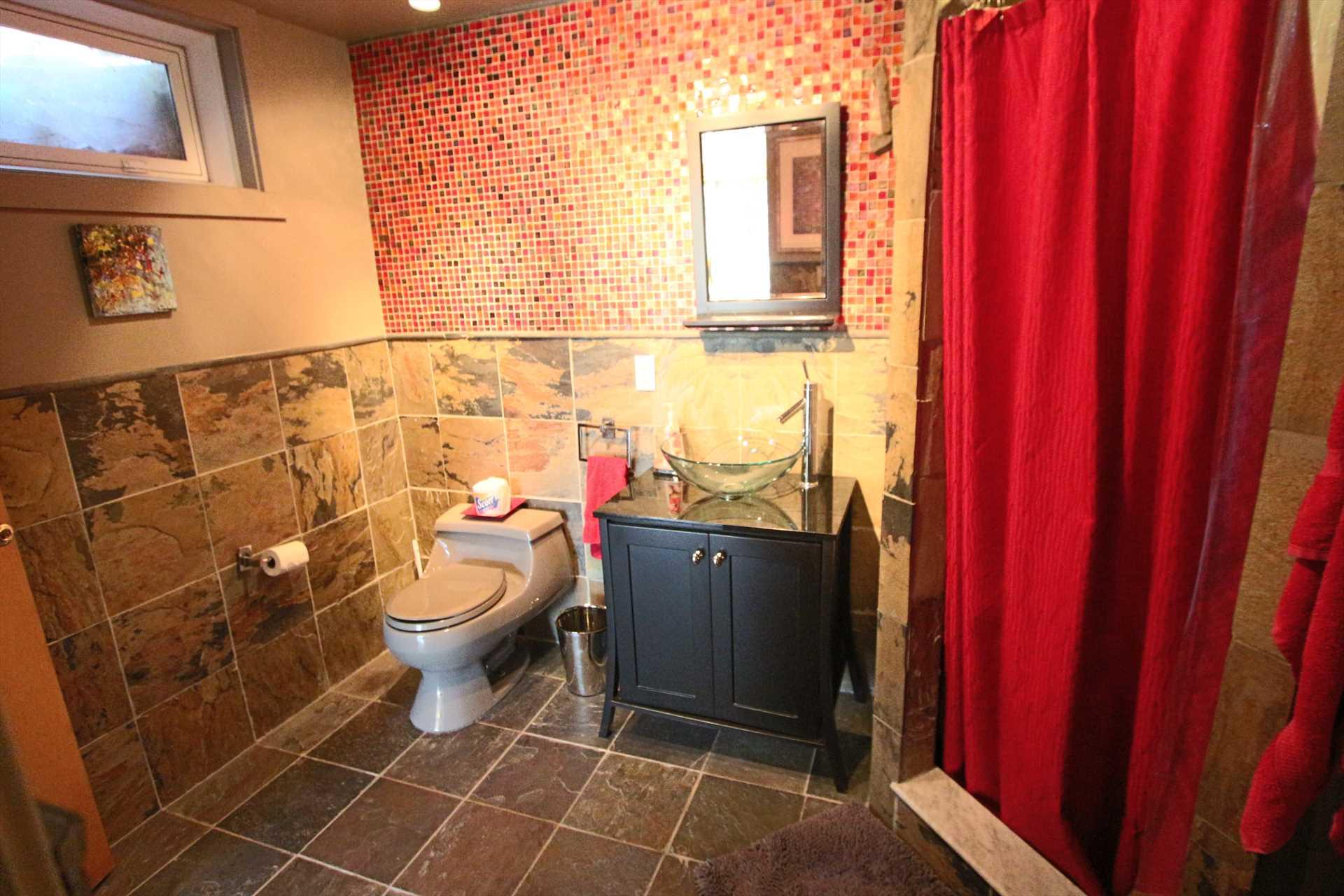 Bathroom- Lower Level