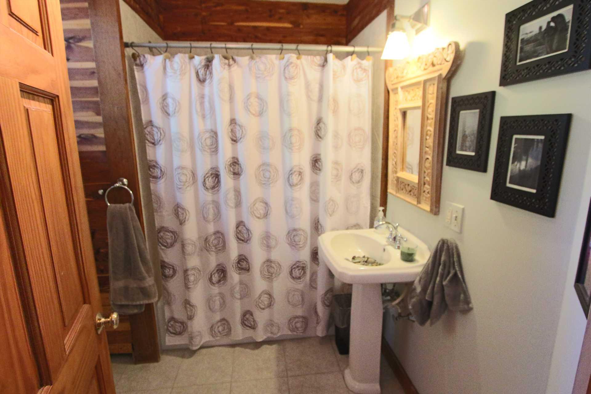 Bathroom- Main Level