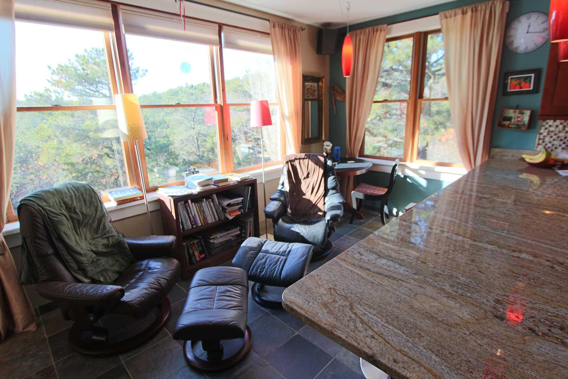Additional Kitchen Seating
