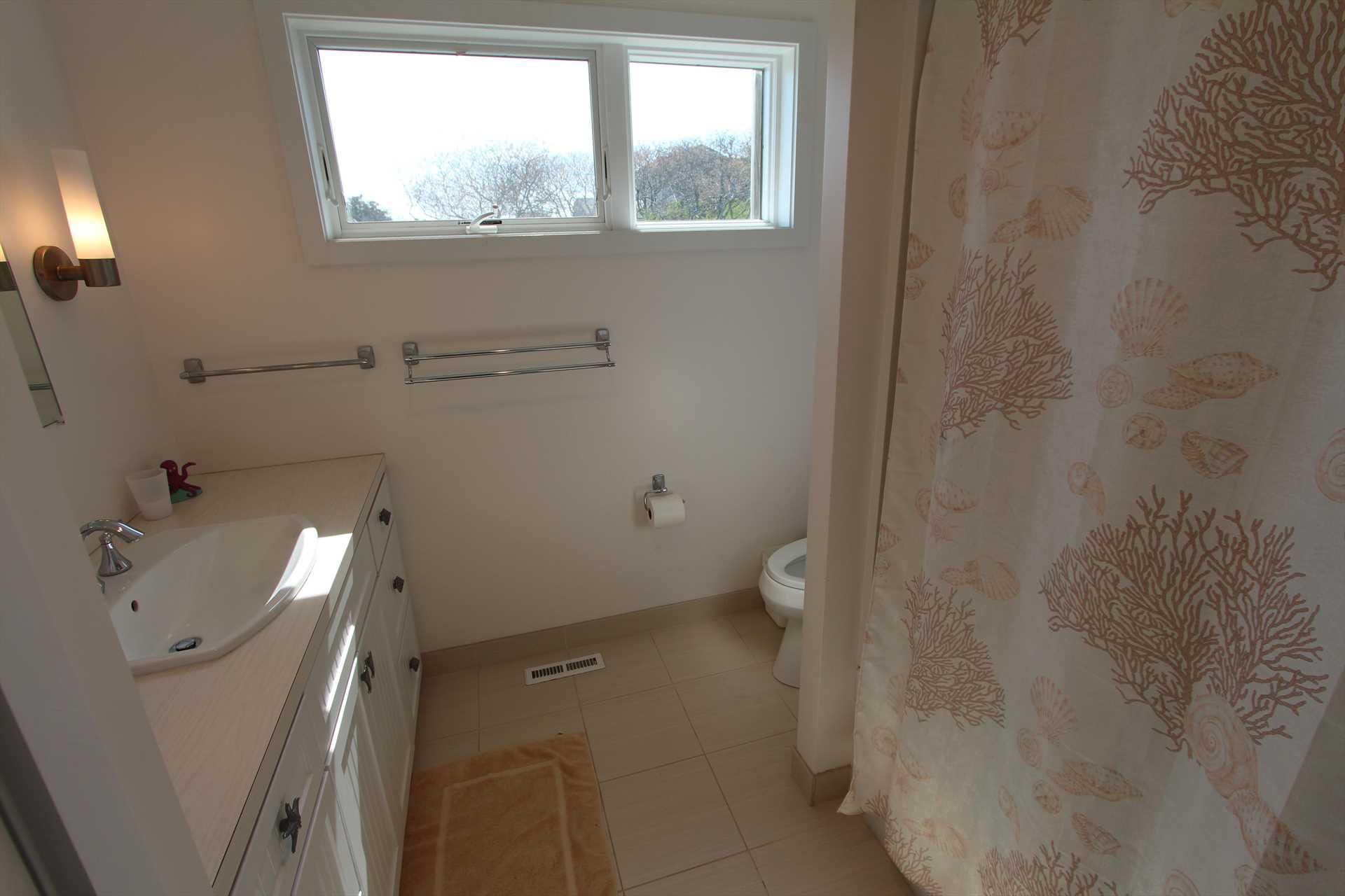 Bathroom #1- 1st Floor