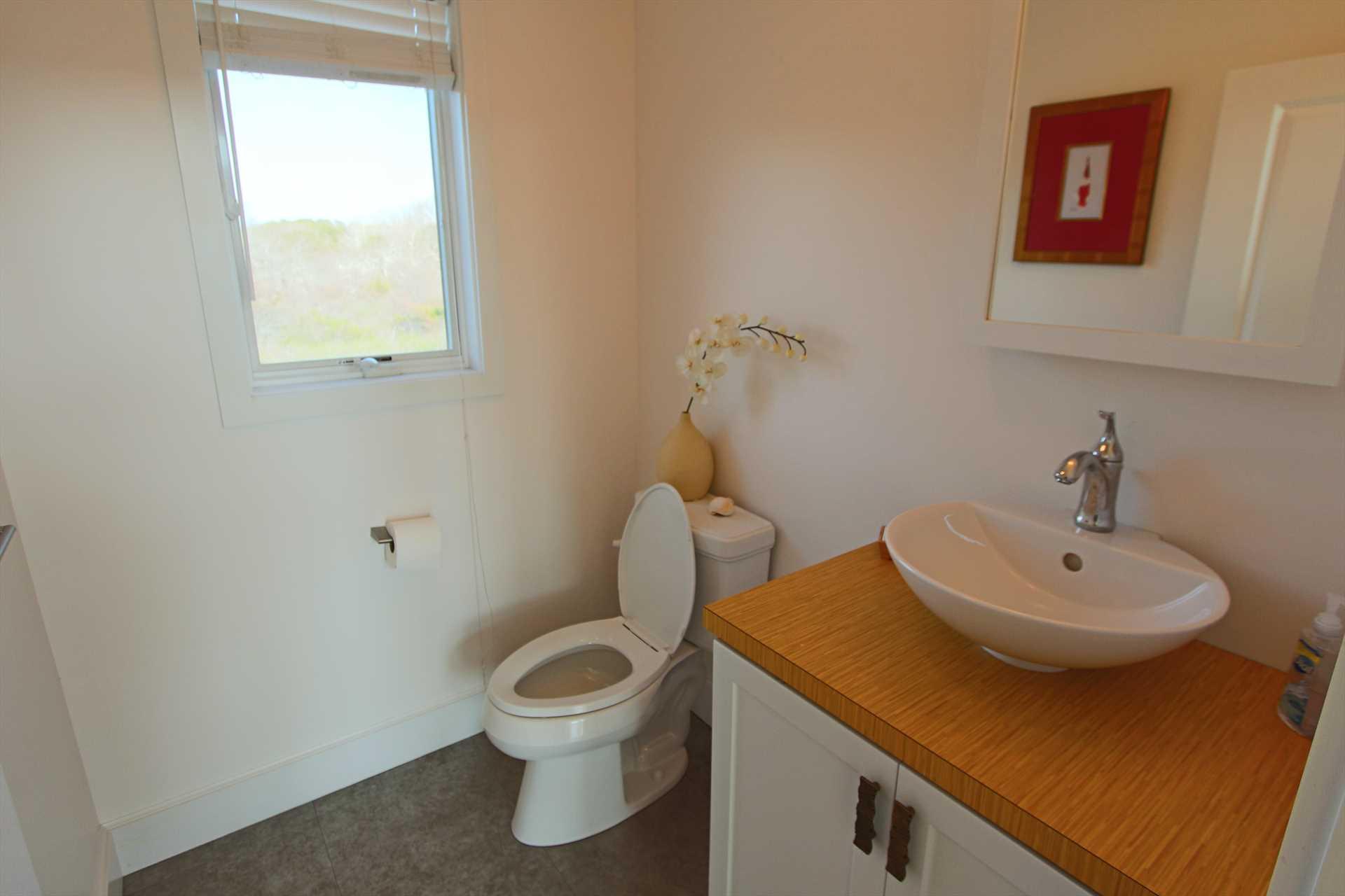 Half Bathroom- 2nd Floor