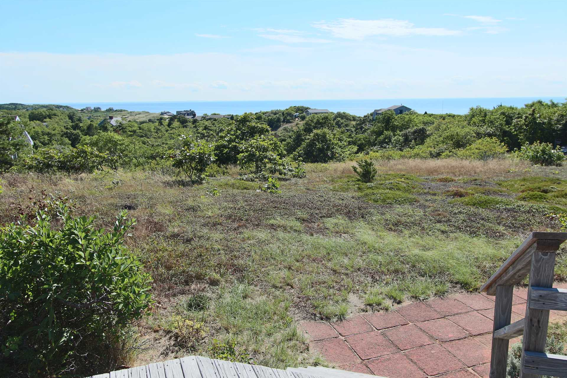 Sweeping and Expansive Water Views of Cape Cod Bay